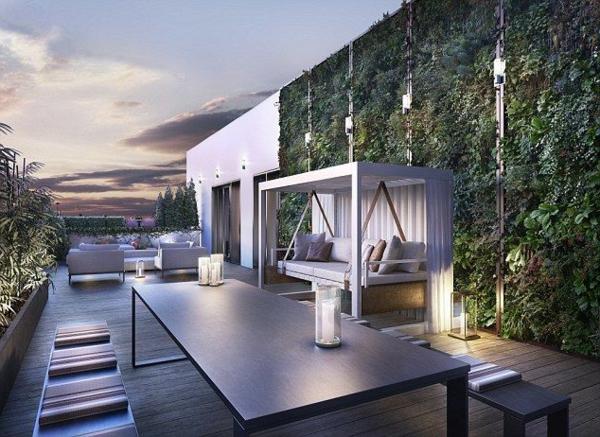 ultra-tolle-Einrichtung-auf-der-Terrasse