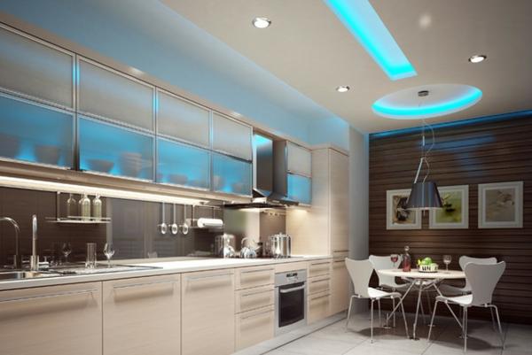 led beleuchtung kche top led deckenlampe moderne vorschlge beleuchtung with led beleuchtung. Black Bedroom Furniture Sets. Home Design Ideas