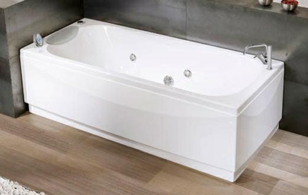 weiße-badewanne-cooles-modell in weißer farbe