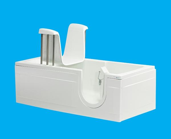 weiße-moderne-badewannen-mit-tür