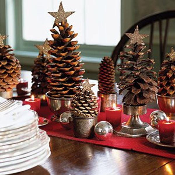75 unglaubliche weihnachtsdeko ideen - Deco de noel naturelle ...