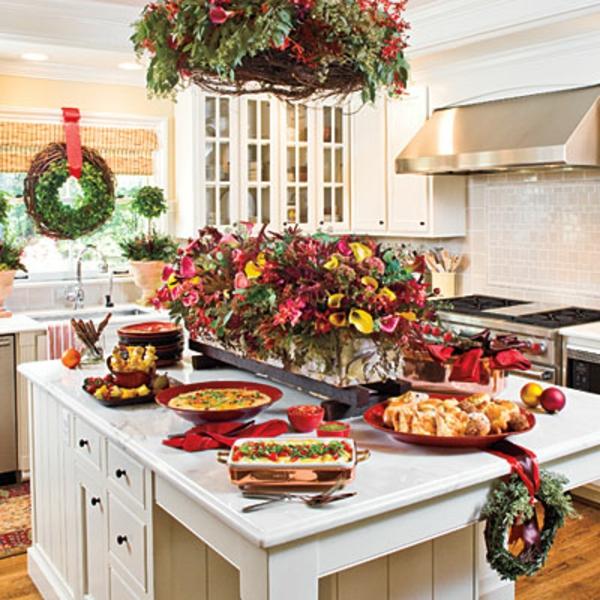 weihnachtsdeko-ideen-in-der-küche