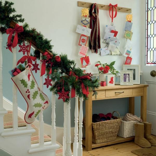 weihnachtsdeko-ideen-interessante-treppen