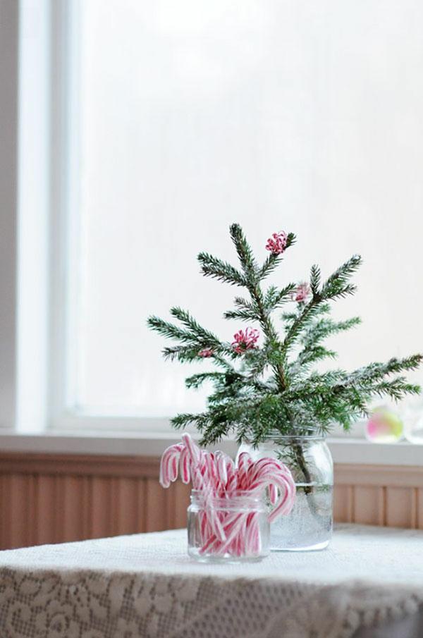 weihnachtsdeko-ideen-sehr-einfach-und-schön