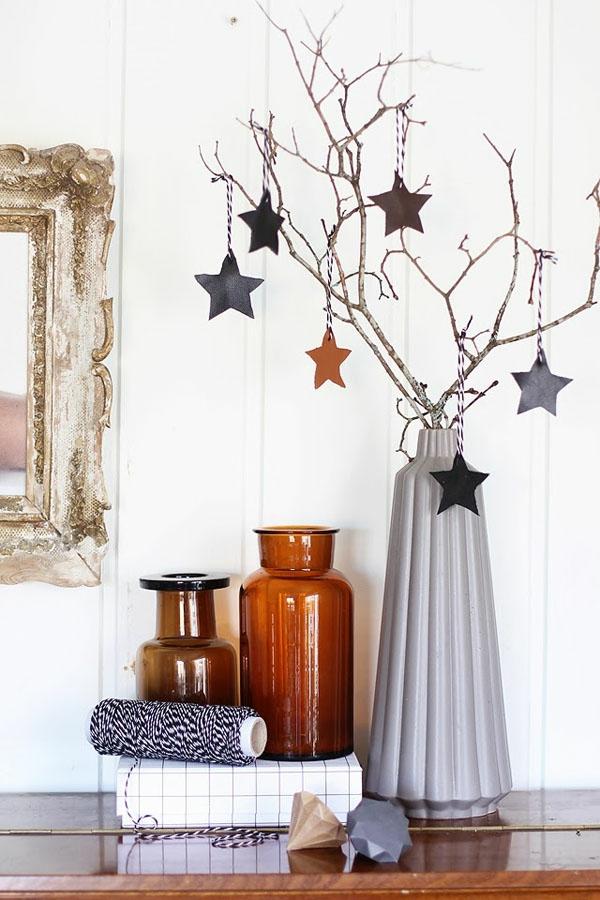 Weihnachtsdeko Ideen für eine elegante Zimmer – Ausstattung: