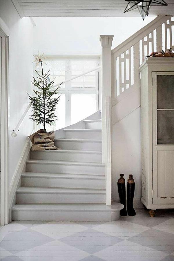 75 unglaubliche weihnachtsdeko ideen - Treppen ideen ...