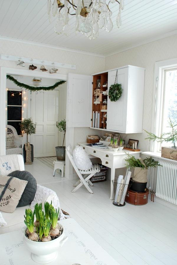 weihnachtsdeko-ideen-skandinavisches-zimmer