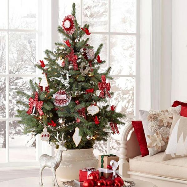 weihnachtsdeko-ideen-super-schöner-baum