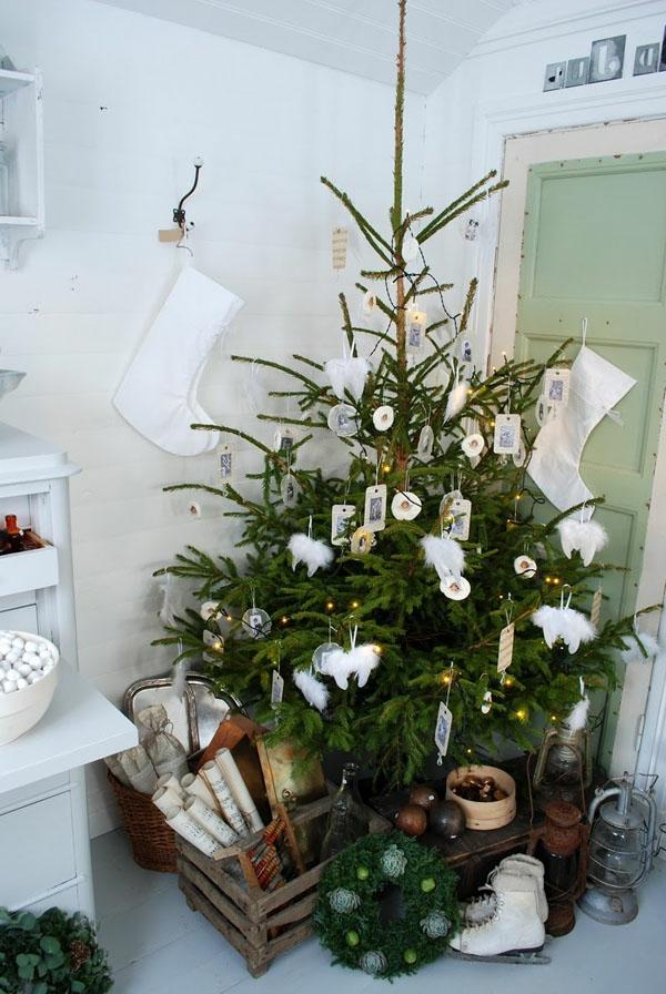 weihnachtsdeko-ideen-wunderschöner-tannenbaum