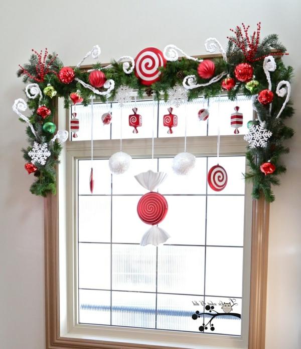 weihnachtsdeko-ideen-wunderschönes-fenster
