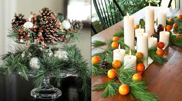 weihnachtsdeko-ideen-zwei-bilder