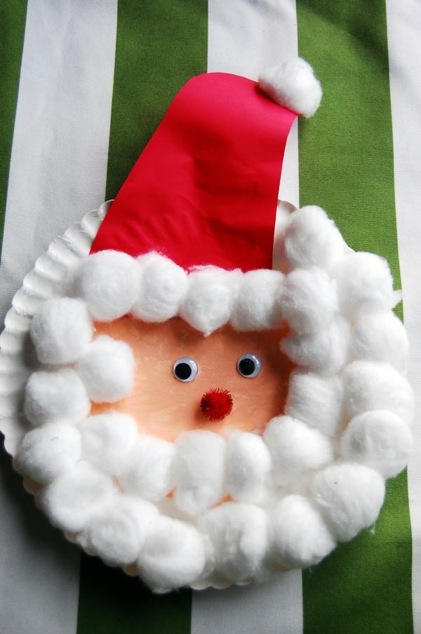 Weihnachtsmann basteln: 25 coole ideen!   archzine.net