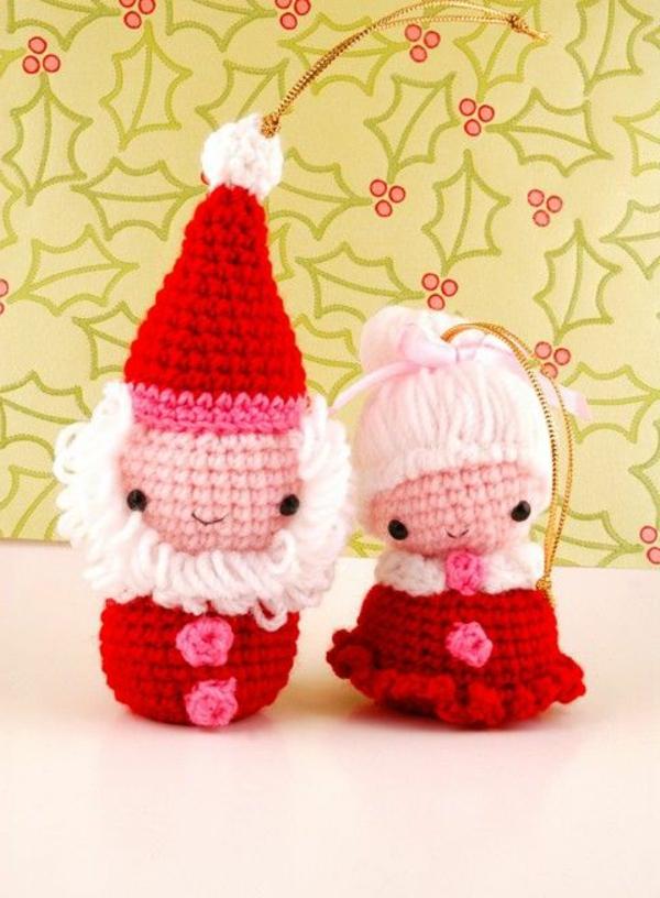 weihnachtsmann-basteln-ganz-süße-puppen
