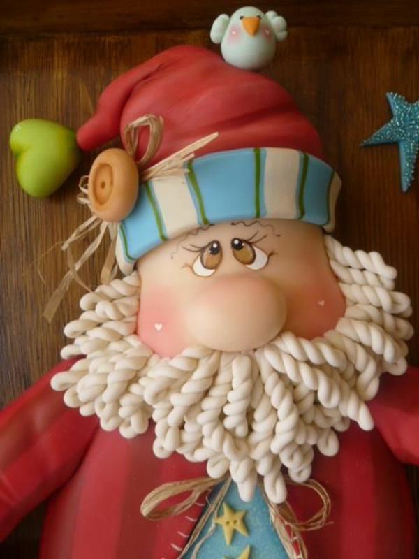 weihnachtsmann-basteln-sehr-lustig-aussehen