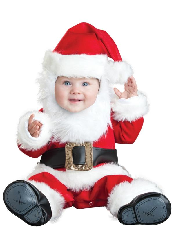 araus baby anzug weihnachten langarm strampler m tze 2. Black Bedroom Furniture Sets. Home Design Ideas