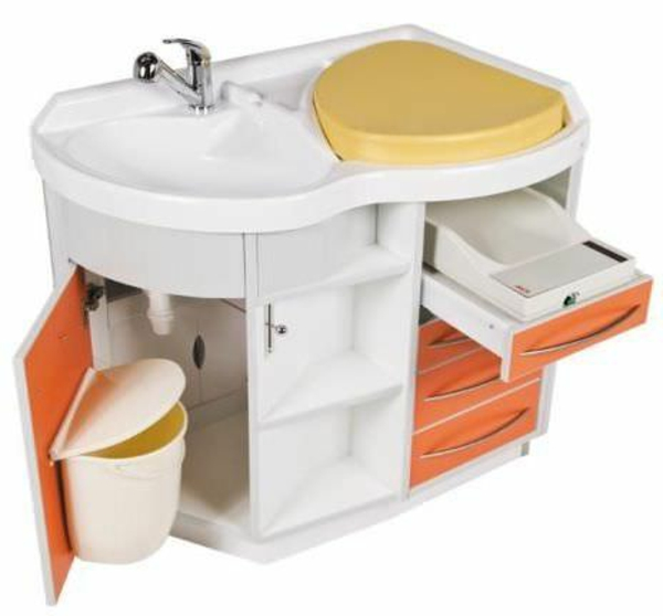 wickeltisch mit badewanne gebraucht innenr ume und m bel. Black Bedroom Furniture Sets. Home Design Ideas