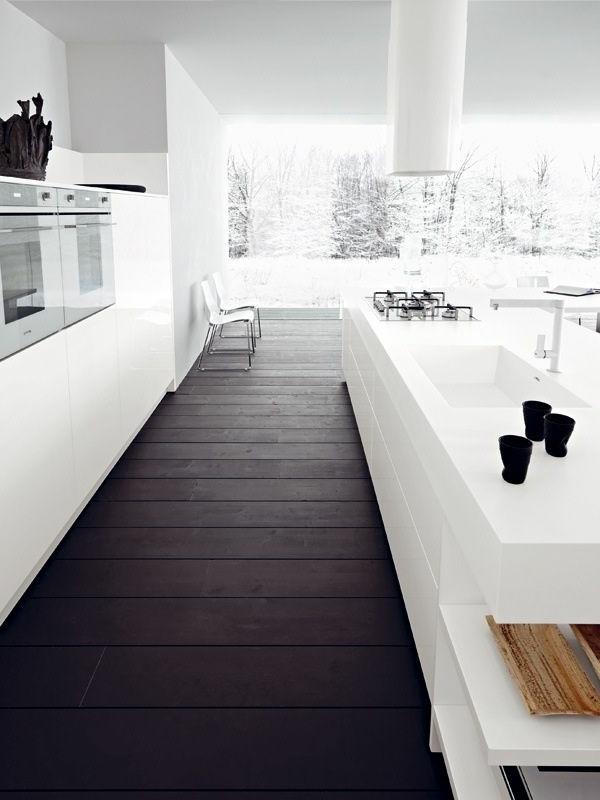 wunderbare-Küche-Wohnideen-für-Zuhause-Interior-mit-Holzboden