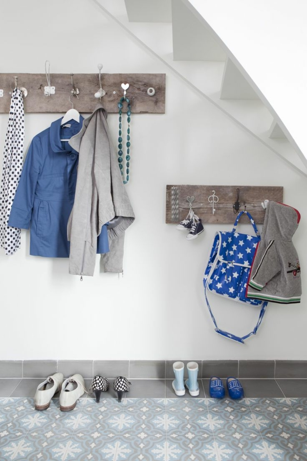 Kleiderhaken - 100 tolle Ideen! - Archzine.net