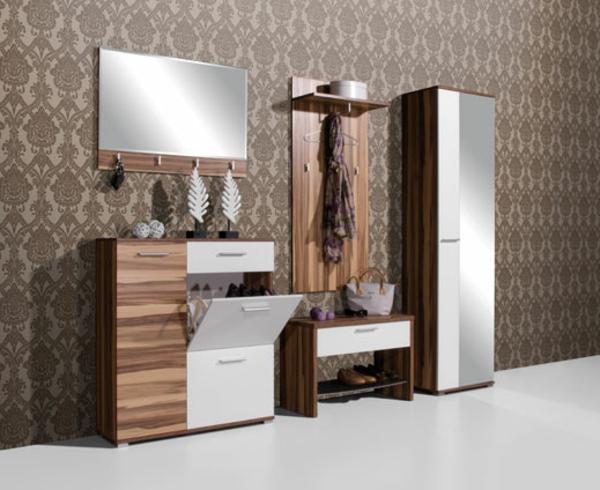 wunderschöne-Wohnideen-für-das-Interior-Design-Flurmöbel