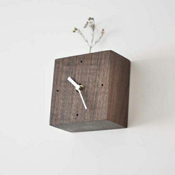 wunderschöne-moderne-Wanduhren-mit-faszinierendem-Design-aus-Holz