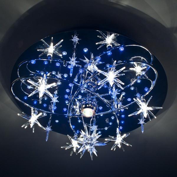 Led deckenlampe 43 moderne vorschl ge for Led zimmerdeko