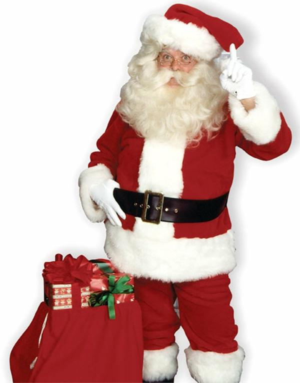 wunderschönes-weihnachtsmann-kostüm