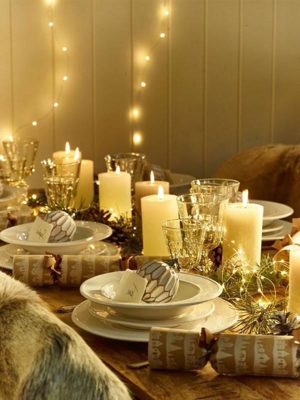 zauberhafte--Weihnachtsdeko-günstig-Weihnachtsdeko-selber-machen-Deko-für-Tisch