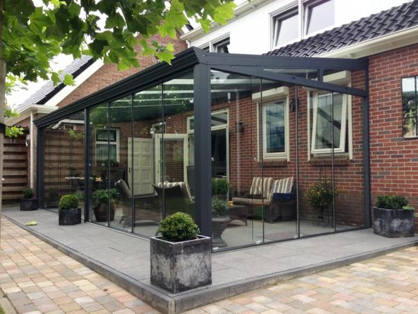 aluminium terrassen berdachungen. Black Bedroom Furniture Sets. Home Design Ideas