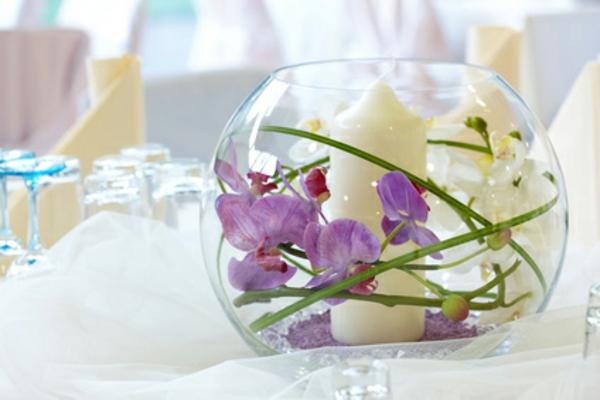 mini orchideen tischdeko die neuesten innenarchitekturideen. Black Bedroom Furniture Sets. Home Design Ideas