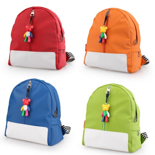 interessante rucksäcke für kindergarten - vier bunte farben