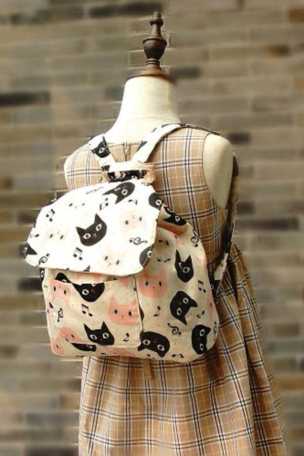 interessanter kindergarten rucksack
