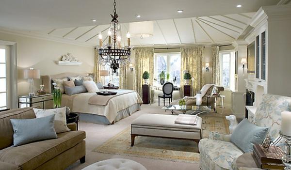 schlafzimmer inspiration - weiße möbel