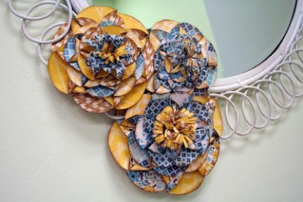 origami-blumen-spiegel