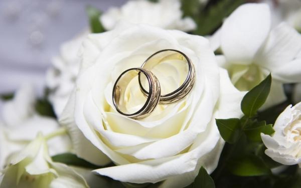 checkliste für hochzeit machen - verlobungsringe