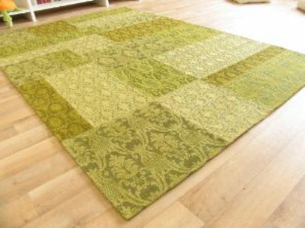 patchwork-grün-hell