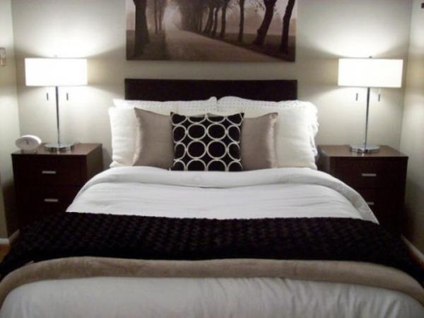 schlafzimmer inspiration - modernes bett design