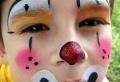 Verblüffende Clown Schminken Vorschläge!