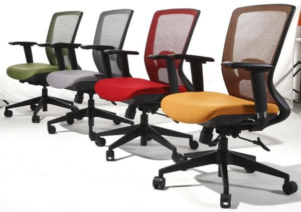 Büromöbel-Schreibtischstühle-mit-modernem-Design-