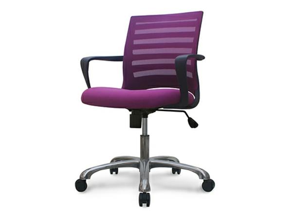 Büromöbel-Schreibtischstühle-mit-modernem-Design-in-Lila