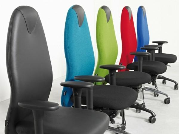 Büromöbel-Schreibtischstühle-mit-modernem-Design-in-verschiedenen-Farben
