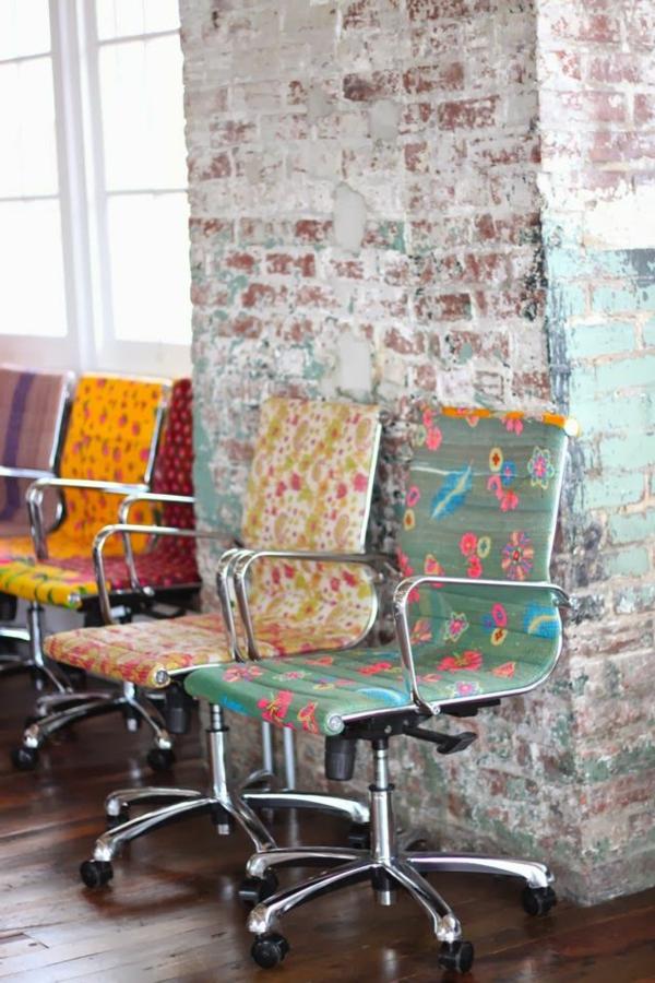 Bürostühle-mit-schönem-Design-Interior-Design-Ideen-