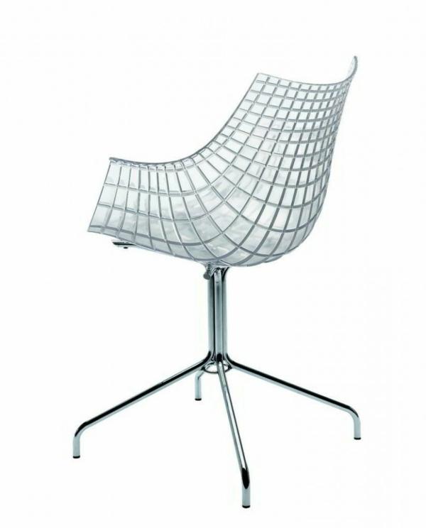 Bürostühle-mit-schönem-Design-Interior-Design-Ideen-Weiß