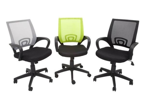 -Bürostühle-mit-schönem-Design-Interior-Design-Ideen