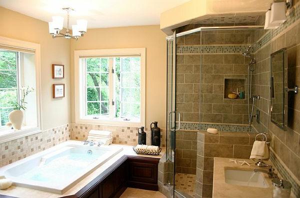 Modernes badezimmer beige  Chestha.com | Design Badezimmer Beige