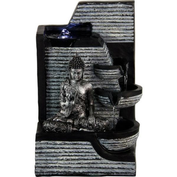 Buddha-Brunnen-sehr-auffälliges-modell