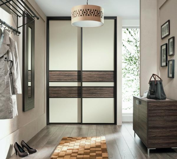 Dielenschrank-Design-Ideen-Flur-einrichten-Dielenmöbel