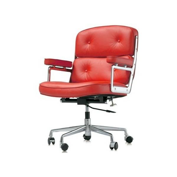 Drehstuhl-in-schöner-Farbe-Büromöbel-Lederstuhl