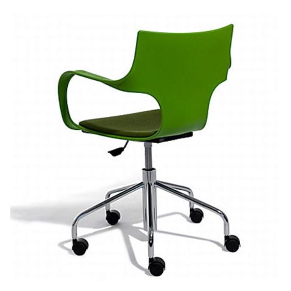Drehstuhl Mit Modernem Design Furs Buro Archzine Net