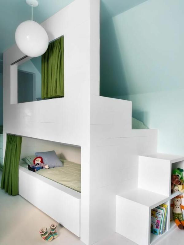 Etagnebett-im-Kinderzimmer-Einrichtungsideen-für-Design