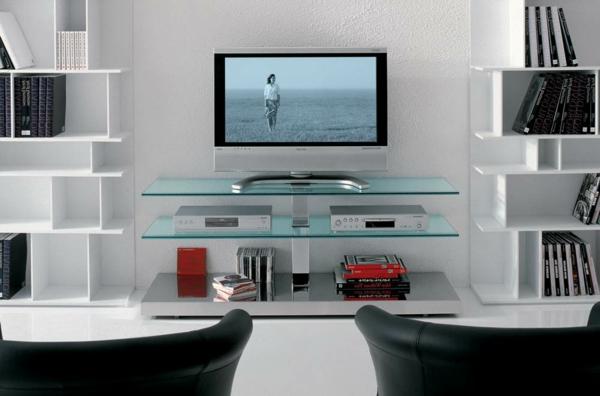 Fernsehmöbel-funktionelles-Design-Interior-Design-Ideen-Wohnideen--